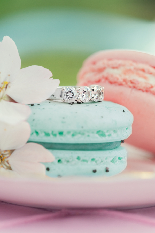 Dreamy Cherry Blossom Wedding Inspiration by L'Estelle Photography