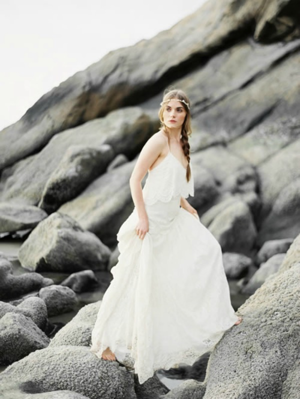 ​Melinda Rose Design: 2014 French Bohemian Inspired Collection | Erich McVey Photography