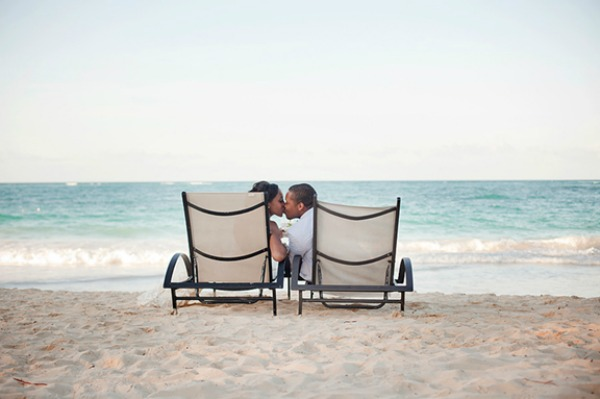 Travel-Themed Punta Cana Wedding By Captured Photography