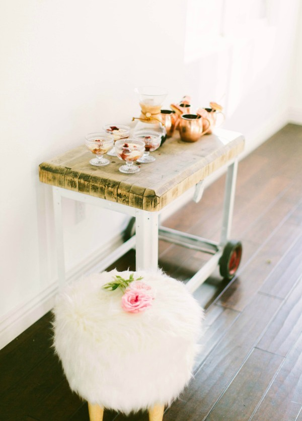 Modern + Pretty Valentine's Day Party Ideas By The Shift Creative   Photography by To Wander and Seek