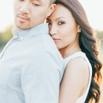 Sunrise Engagement Session in the Fields of Virginia | Sharmila Photography