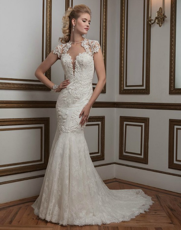 Justin Alexander 2016 Bridal Collection | Style 8796