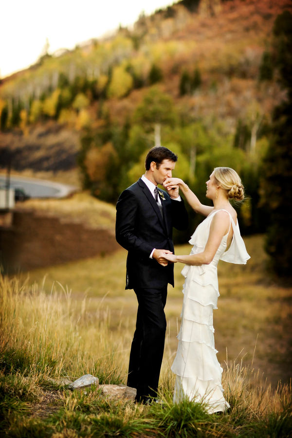 Romantic Fall Mountain Wedding | Pepper Nix Photography