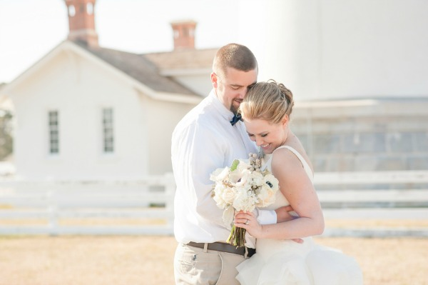 Sweet Couple's Portrait Session on the Outer Banks   Christina Forbes Photography