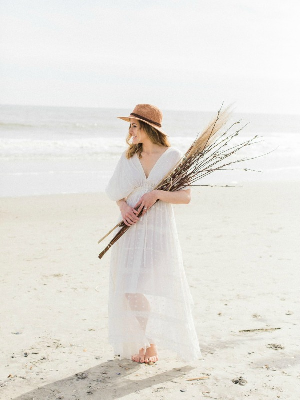 Seaside Elopement Wedding Inspiration | Live View Studios