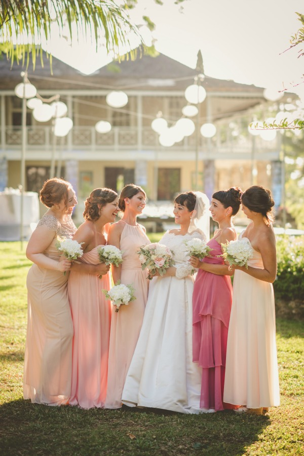 A Romantic Wedding at Bellefield Great House in Jamaica | Twig & Olive Photography