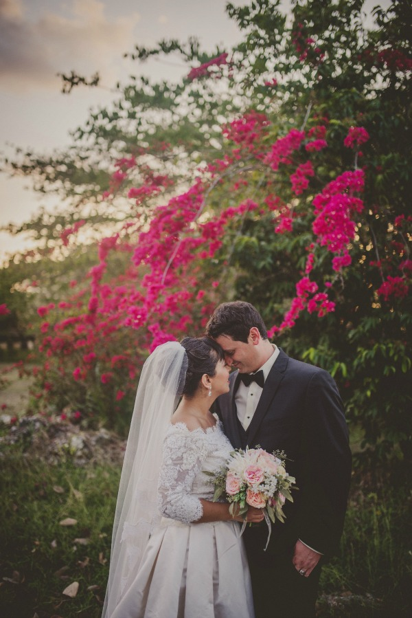 A Romantic Wedding at Bellefield Great House in Jamaica   Twig & Olive Photography
