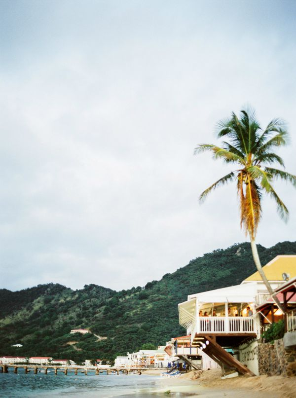 Tropical St. Martin Wedding | Peaches and Mint Fine Art Photography