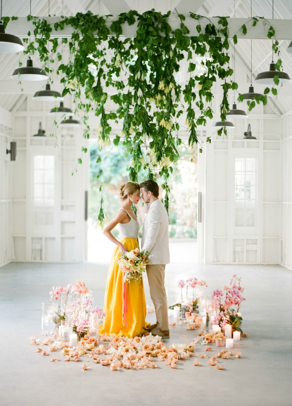 Cuban Wedding Inspiration and Ideas | Jose Villa | Joel Serrato | The Venue Report | Flowerwild | Grey Likes Weddings