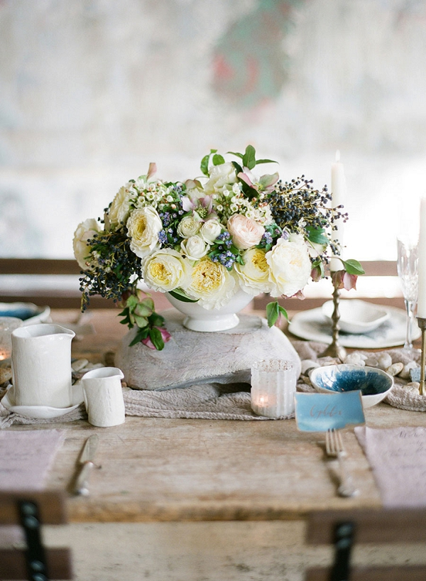 Organic Seaside Inspiration By Lavender and Poppyseed | Jemma Keech Photography