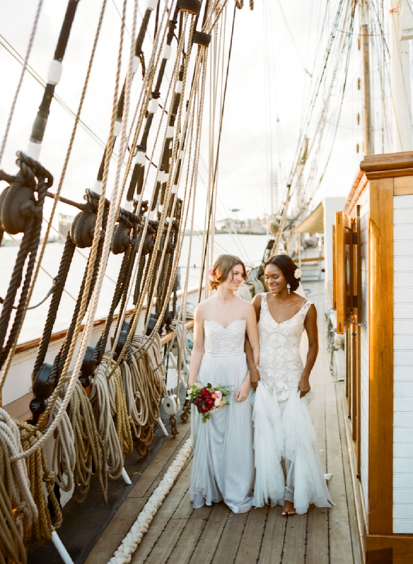 Nautical-Inspired Wedding Ideas | Archetype Studio Inc