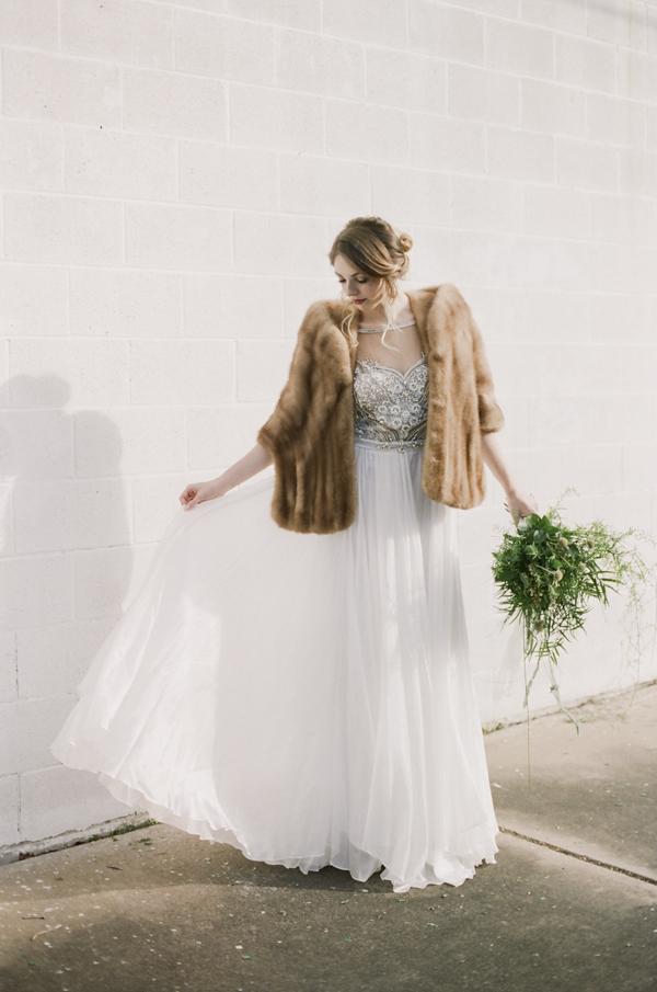 City Chic Bridal Session Inspiration | Christine Gosch