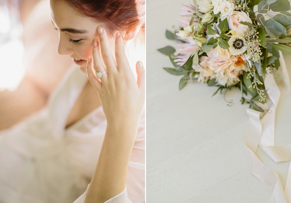Delicate Bridal Inspiration with Plum Pretty Sugar and Aisle Society | Kelly Sauer Photography