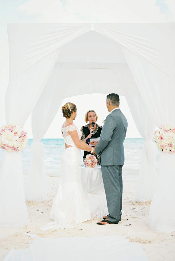Cap Cana Destination Beach Wedding | Asia Pimentel Photography