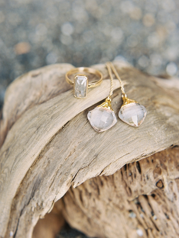 Celestial Coastal Wedding Inspiration by Anna Peters Photography