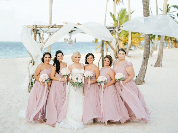 Sunrise Dominican Republic Wedding By Asia Pimentel Photography