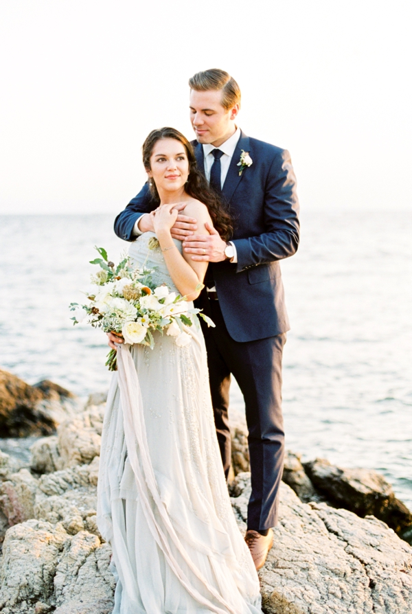 Oceanside Elopement By Callie Manion Photography