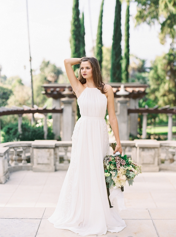 Karen Willis Holmes 2016 Bridal Collection with Gregory Ross Photography