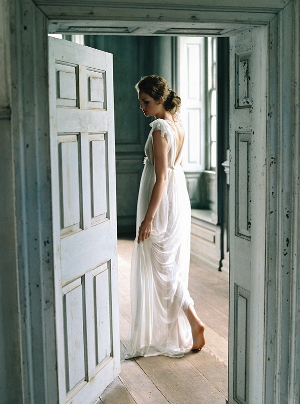 Kathleen from The Dreamers Collection Enchanted Atelier By Liv Hart with Photography by Laura Gordon
