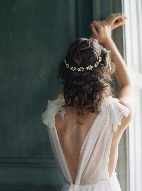 Lilies Petite Vine from The Dreamers Collection Enchanted Atelier By Liv Hart with Photography by Laura Gordon