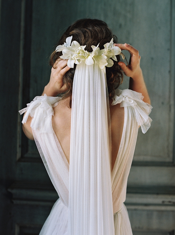 Orchid Halo By June Hart from The Dreamers Collection Enchanted Atelier By Liv Hart with Photography by Laura Gordon