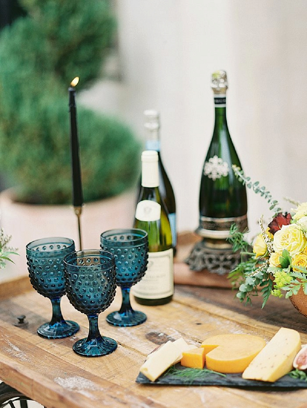 Old World Villa Wedding Inspiration from Tracy Enoch Photography