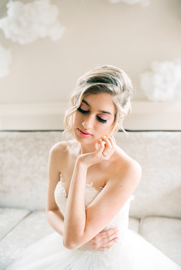 Pantone Rose Quartz and Serenity Cotton Candy Editorial By Kerry Jeanne Photography