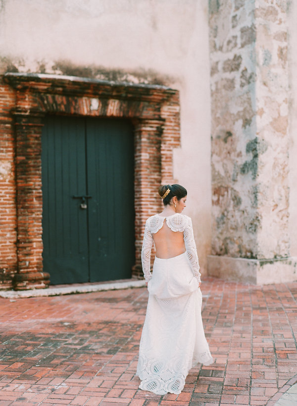 Old World Tropical Wedding Inspiration from Taken By Sarah Photography