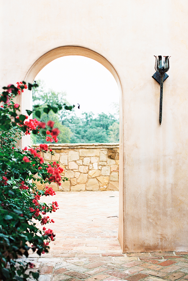 Spanish Villa Wedding Inspiration From Meggie Francisco Events and Stephanie Brazzle Photography