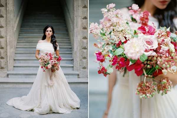 Ethereal Bridal Inspiration in Cuba from Greer Gattuso Photography