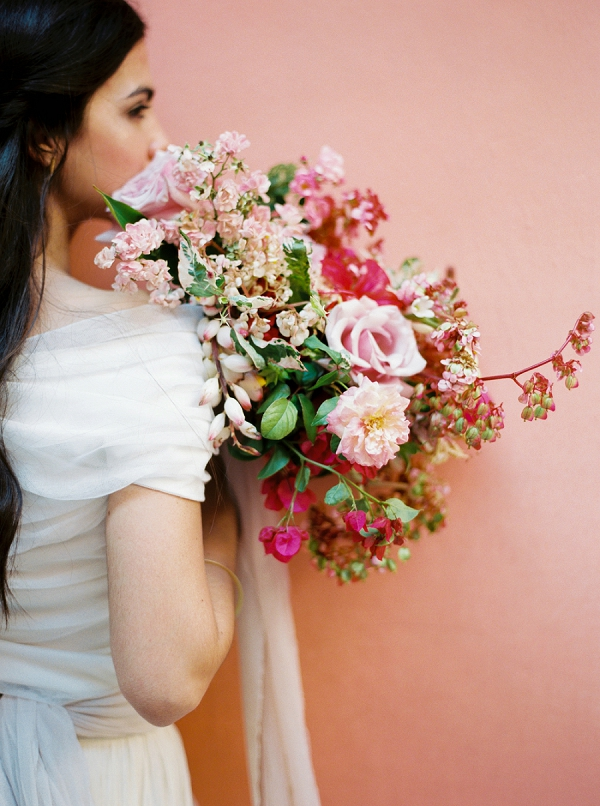 Pink Wedding Inspiration | Ethereal Bridal Inspiration in Cuba from Greer Gattuso Photography