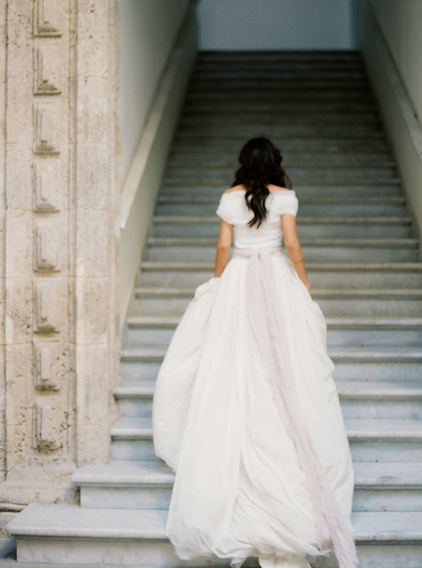Tropical Bride in Cuba | Ethereal Bridal Inspiration in Cuba from Greer Gattuso Photography