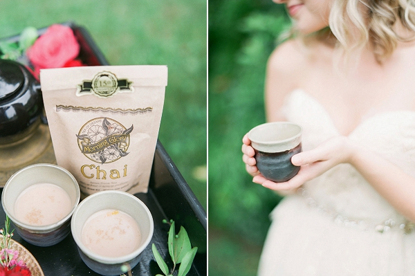 Nomad Wedding Inspiration from Cedarwood Weddings and Julie Paisley Photography