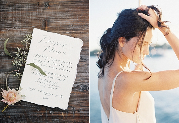 The Love Of Beauty Wedding Inspiration from Bonnie Sen Photography Part 1