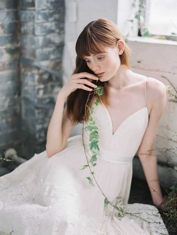 Abbott from the Truvelle 2017 Lookbook Collection by Blush Wedding Photography