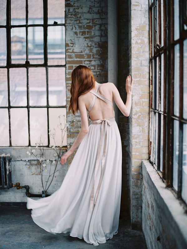 Carrall from the Truvelle 2017 Lookbook Collection by Blush Wedding Photography