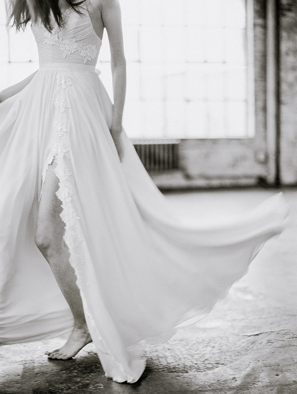 Cordova from the Truvelle 2017 Lookbook Collection by Blush Wedding Photography