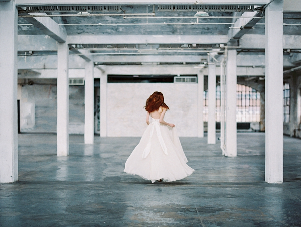 Georgia from the Truvelle 2017 Lookbook Collection by Blush Wedding Photography
