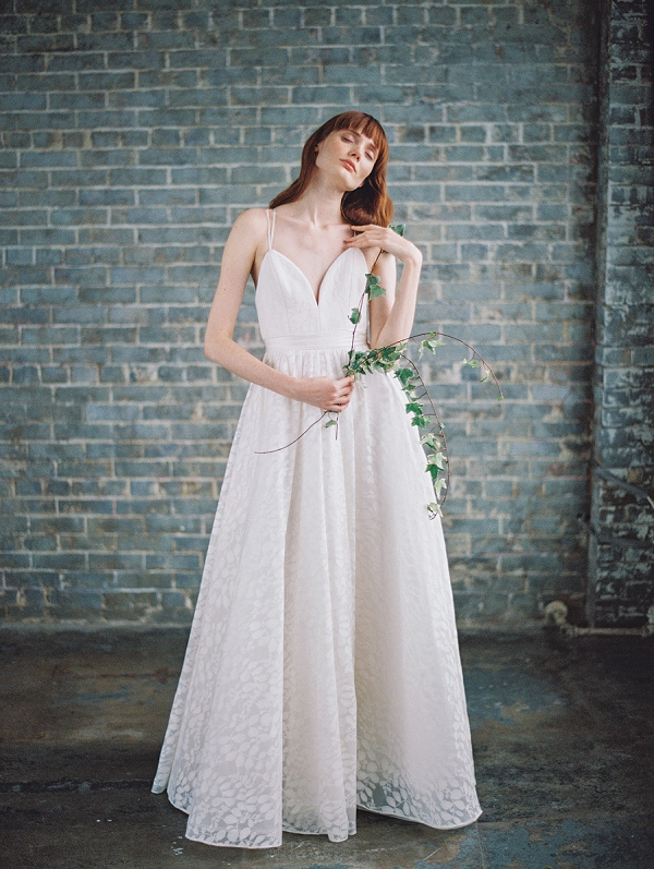 Hamilton from the Truvelle 2017 Lookbook Collection by Blush Wedding Photography