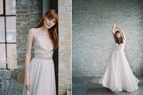 Truvelle 2017 Lookbook Collection by Blush Wedding Photography