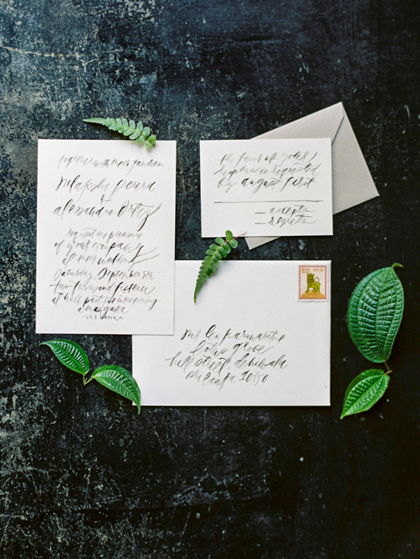BW Best of 2016 Top 25 Wedding Stationery Details