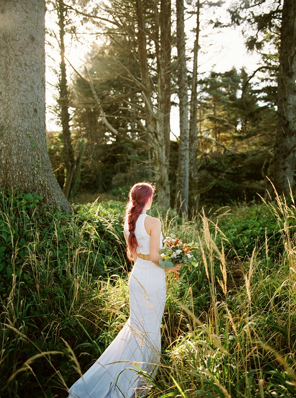 The Sea is Always Calling Coastal Bridal Inspiration By Mylyn Wood Photography and Sweet Caroline Styles