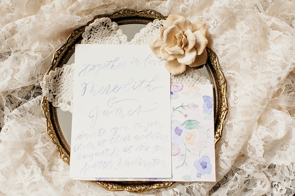 Vintage Inspired Bridal Ideas By Catie Coyle Photography and Pas De Deux Bridal