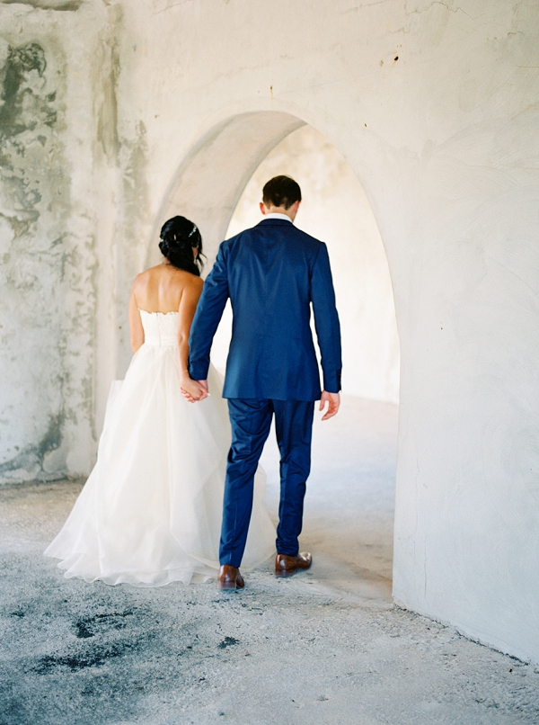 Bride and Groom | Colorful Destination Wedding In Mexico By Brittany Lauren Photography