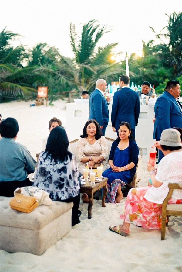 Wedding Guests | Colorful Destination Wedding In Mexico By Brittany Lauren Photography