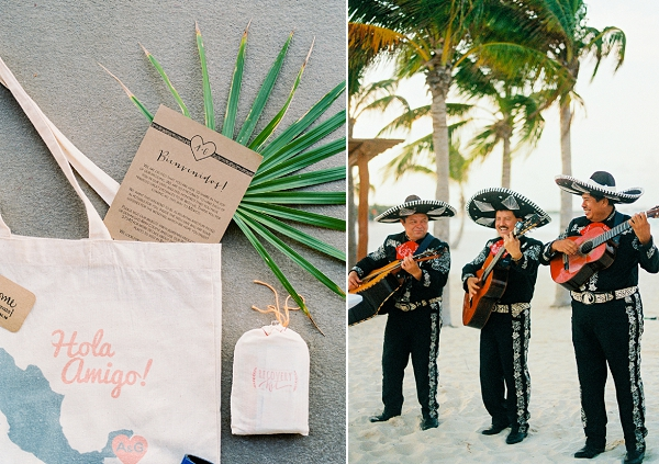 Colorful Destination Wedding In Mexico By Brittany Lauren Photography