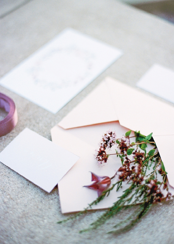 Bridal Shower Stationery | Garden Bridal Shower Inspiration By Yulia Tarasova Photography