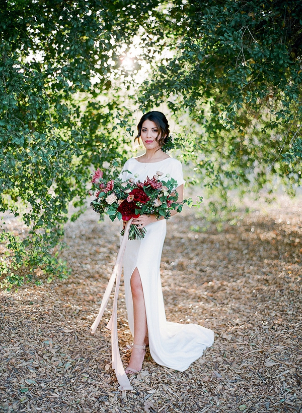 Ethereal and Romantic Bridal Ideas | Romantic Bridal Inspiration from BW Member Samantha Kirk Photography