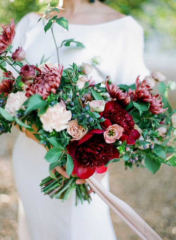Bouquet | Romantic Bridal Inspiration from BW Member Samantha Kirk Photography