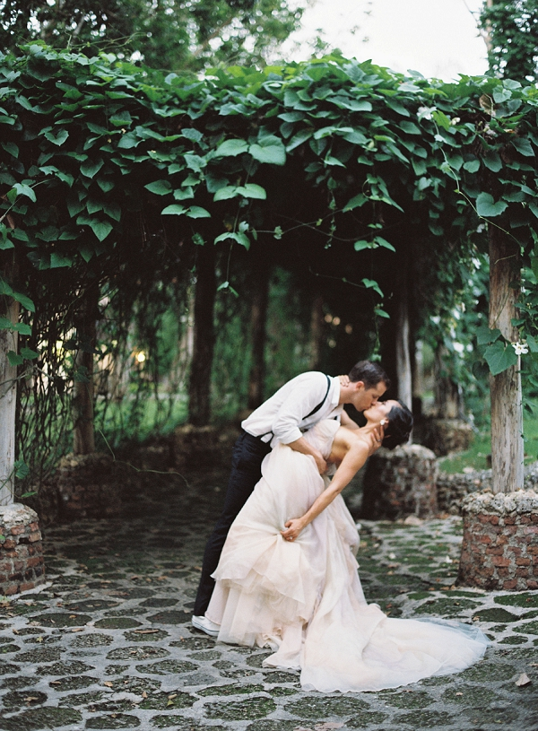 Swoon-worthy Bride and Groom Photo Idea | Dominican Republic Resort Wedding By Carrie King Photographer